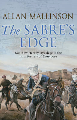 The Sabre's Edge: (Matthew Hervey Book 5) (BOK)