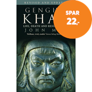 Produktbilde for Genghis Khan (BOK)