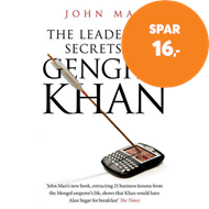 Produktbilde for The Leadership Secrets of Genghis Khan (BOK)