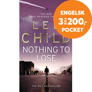 Produktbilde for Nothing To Lose (BOK)