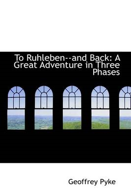 To Ruhleben--And Back