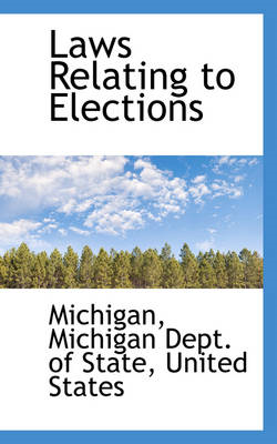 Laws Relating to Elections (BOK)