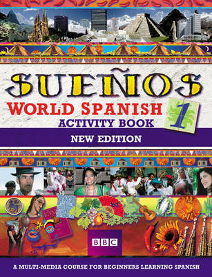SUENOS WORLD SPANISH 1 ACTIVITY BOOK NEW EDITION (BOK)