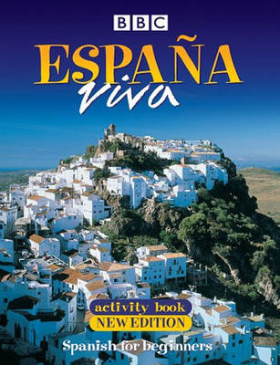 ESPANA VIVA ACTIVITY BOOK NEW EDITION (BOK)