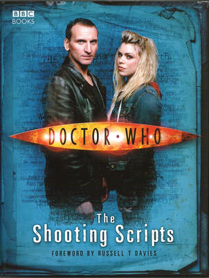 Doctor Who: The Shooting Scripts: Shooting Scripts (BOK)