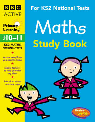 KS2 Revisewise Maths Study Book (BOK)