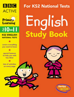 KS2 REVISEWISE ENGLISH STUDY BOOK (BOK)