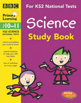 KS2 REVISEWISE SCIENCE STUDY BOOK (BOK)