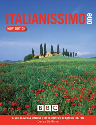 ITALIANISSIMO BEGINNERS' COURSE BOOK (NEW EDITION) (BOK)