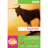 Talk Spanish Book & Cds (BOK)