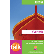 Talk Greek: Coursebook (BOK)