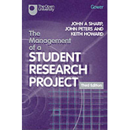 The Management of a Student Research Project (BOK)