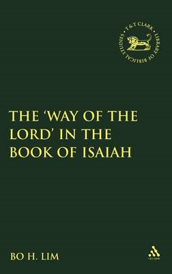 The 'Way of the Lord' in the Book of Isaiah (BOK)