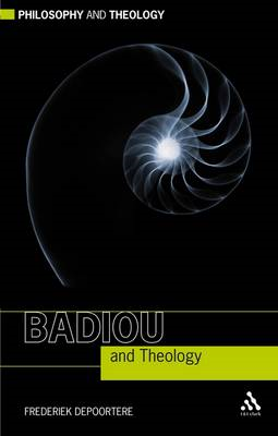 Badiou and Theology (BOK)
