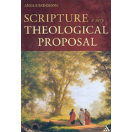 Scripture: A Very Theological Proposal (BOK)