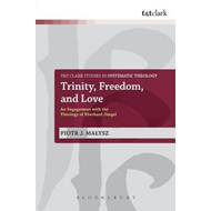 Trinity, Freedom and Love: An Engagement with the Theology of Eberhard Jungel (BOK)