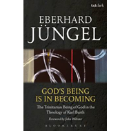 God's Being is in Becoming (BOK)