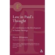 Law in Paul's Thought (BOK)