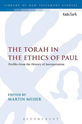 The Torah in the Ethics of Paul (BOK)
