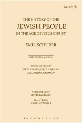 History of the Jewish People in the Age of Jesus Christ (BOK)