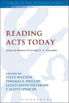 Reading Acts Today (BOK)