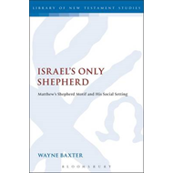 Israel's Only Shepherd: Matthew's Shepherd Motif and His Social Setting (BOK)