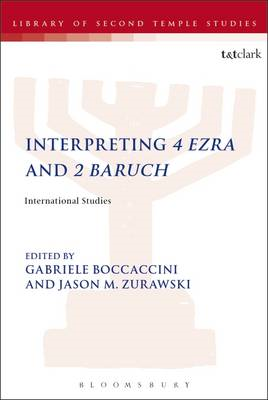 Interpreting 4 Ezra and 2 Baruch: International Studies (BOK)