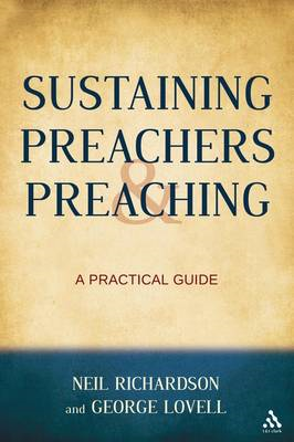 Sustaining Preachers and Preaching (BOK)
