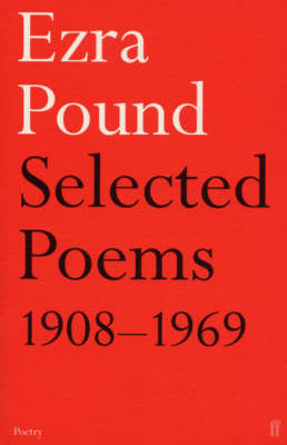 Selected Poems, 1908-59 (BOK)