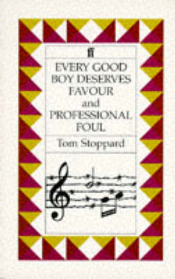 Every Good Boy Deserves Favour & Professional Foul (BOK)