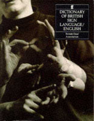 Dictionary of British Sign Language (BOK)