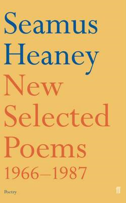 New Selected Poems 1966-1987 (BOK)