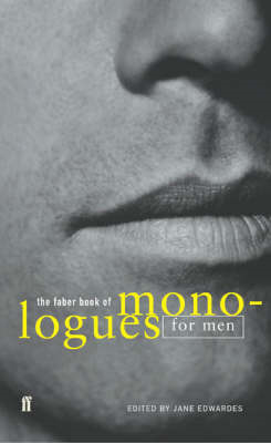 Faber Book of Monologues (BOK)