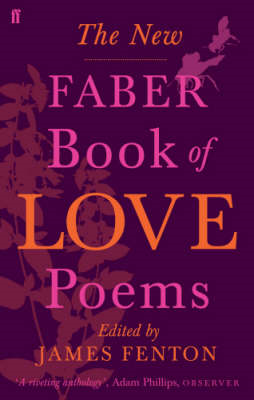 New Faber Book of Love Poems (BOK)