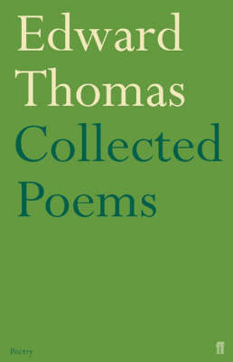 Collected Poems of Edward Thomas (BOK)