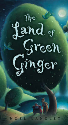 Land of Green Ginger (BOK)