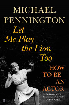 Let Me Play the Lion Too (BOK)