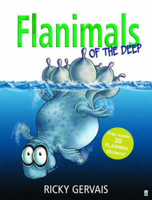 Flanimals of the Deep (BOK)
