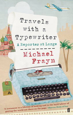 Travels with a Typewriter (BOK)