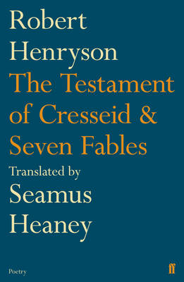 Testament of Cresseid and Seven Fables (BOK)