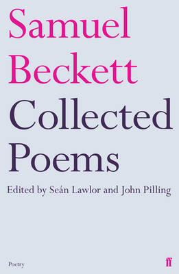 Collected Poems of Samuel Beckett (BOK)