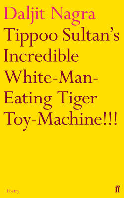 Tippoo Sultan's Incredible White-Man-Eating Tiger Toy-Machin (BOK)