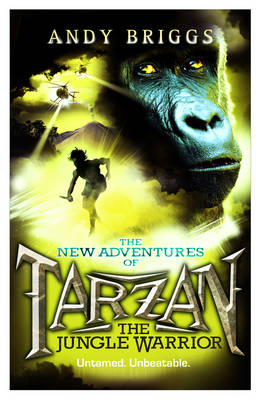 Tarzan: The Jungle Warrior (BOK)