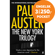 New York Trilogy (BOK)