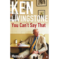 You Can't Say That: Memoirs (BOK)