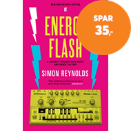Produktbilde for Energy Flash - A Journey Through Rave Music and Dance Culture (BOK)
