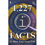 1,227 QI Facts to Blow Your Socks Off (BOK)