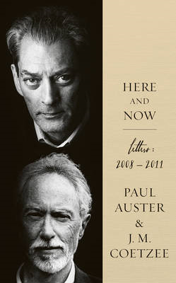 Here and Now: Letters 2008-2011 (BOK)