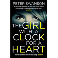 The girl with a clock for a heart (BOK)
