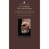 N. F. Simpson: Collected Plays (BOK)